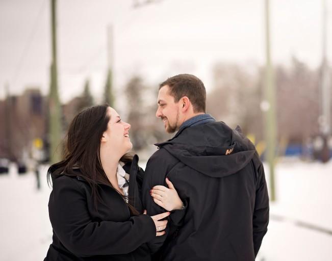 Love Engagement Edmonton