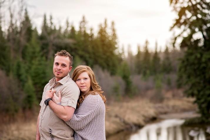Couples cuddles- Edmonton